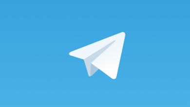 تصویر از آپدیت جدید تلگرام